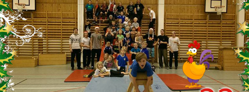 Träna parkour med The Federals!