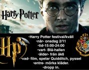Harry Potter-festival i Blå Hallen!